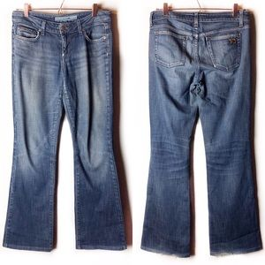 Joe's Jeans Boot Cut Light Wash Jeans